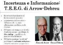 E' probabile / non è probabile (2) – i prezzi Arrow-Debreu